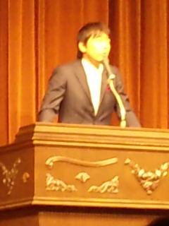 学生大阪維新の会発足式