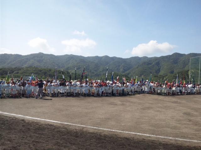 7月7日第21回阪南市長旗争奪大会
