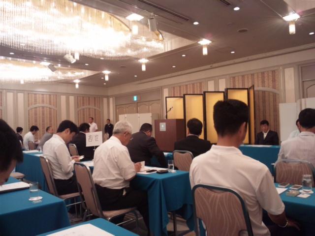 第1回堺市長・堺市議補選選対会議