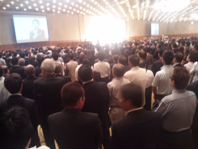 大阪維新の会懇親会