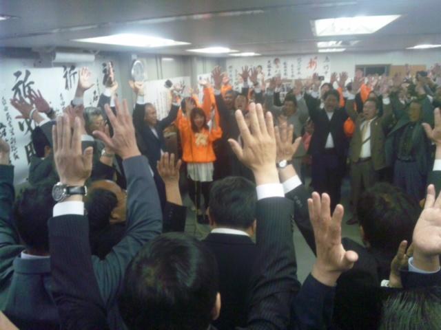 泉南市長選挙