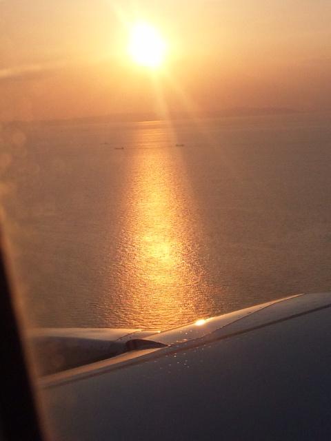 東京から帰阪
