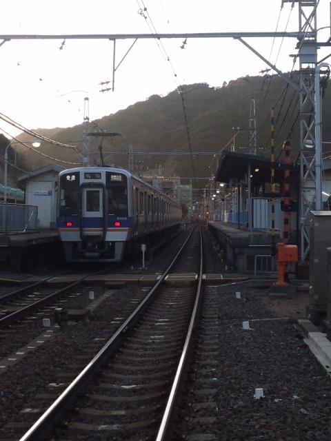大阪最南端の駅