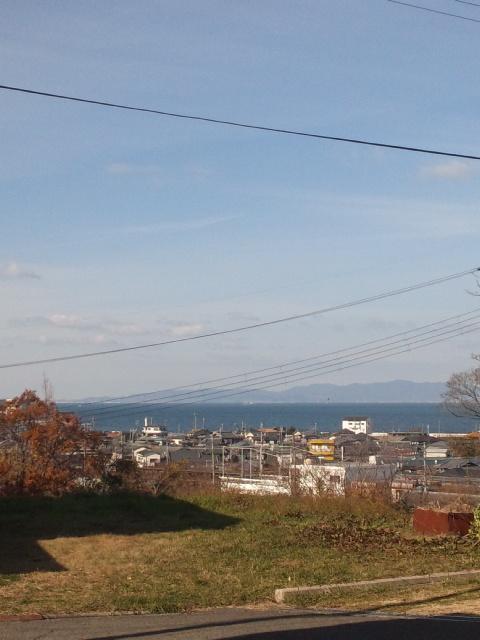 大阪・海の見える道シリーズ第8弾くらい