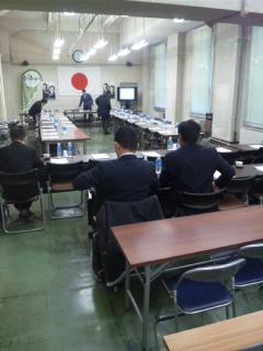 大阪府議会2月定例会 召集告示日