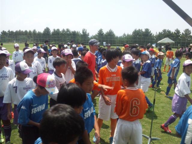 第20回泉南市市長杯サッカー大会U12高学年の部