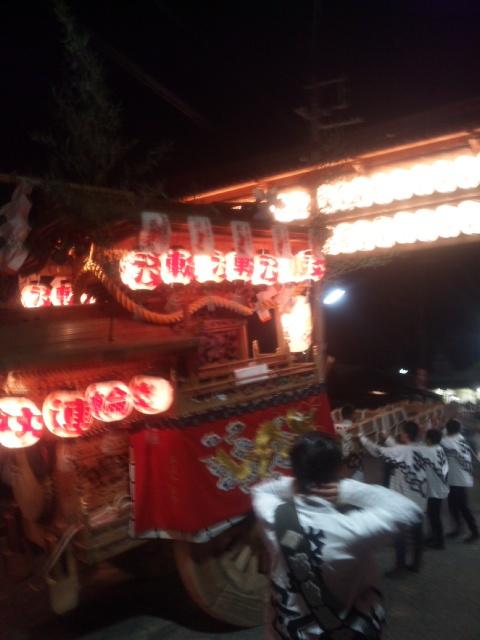 淡輪の祭り