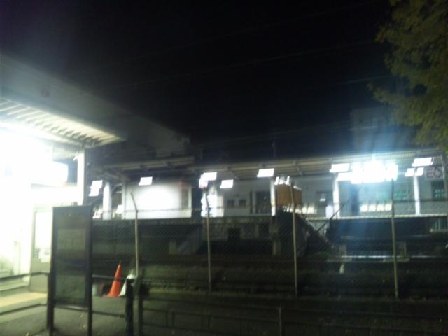阪南市・尾崎駅(南海本線)