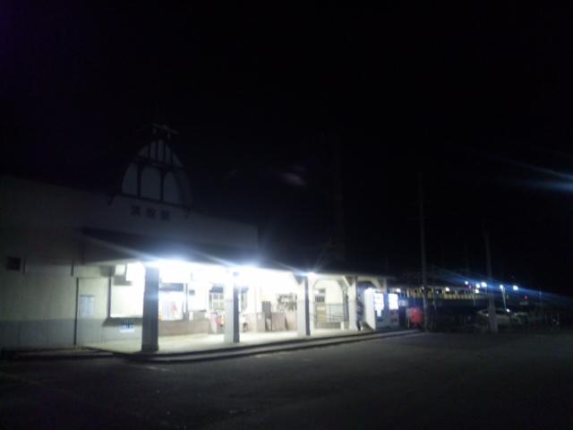岬町・淡輪駅(南海本線)