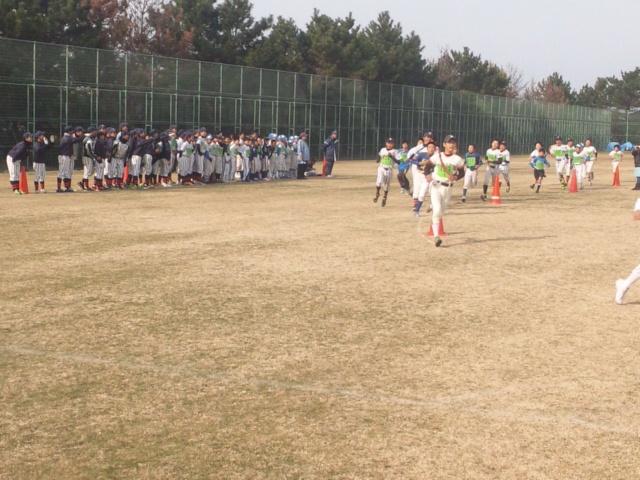 第22回泉南市スポーツ少年団・駅伝大会