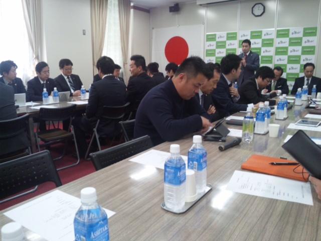 大阪府議会平成28<br />  年2月定例会招集告示日