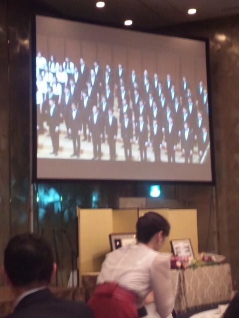 旭日双光章受章記念祝賀会