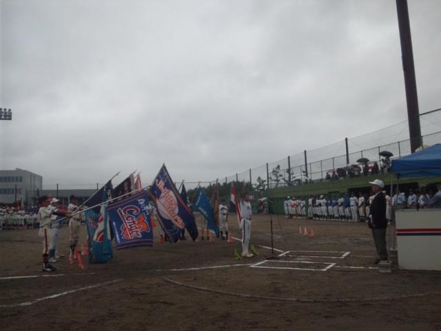 第40回読売旗争奪戦泉州地区少年野球大会