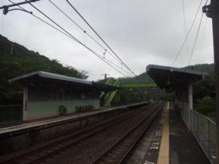 次の駅は、和歌山県