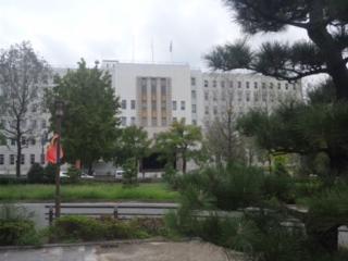 本日も、大阪府議会9月定例会