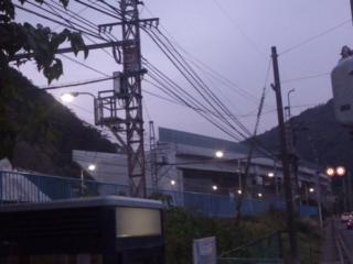 現在、岬町では、第二阪和国道が