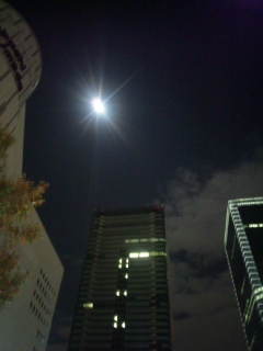 まだ大阪市内