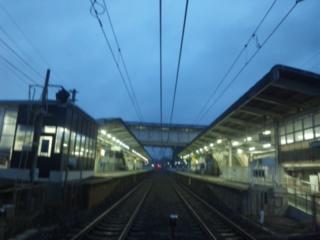 泉南市・JR阪和線・新家駅のロータリー整備