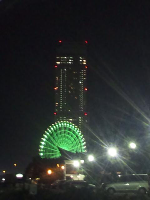 今宵は、田尻町をお散歩