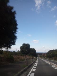 雲がいい感じの本日