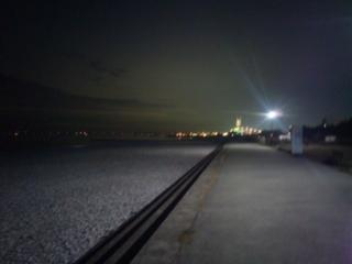 泉南の海岸を歩く