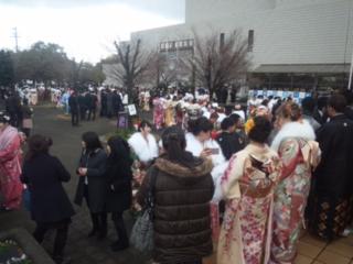 大阪府泉南市 成人式