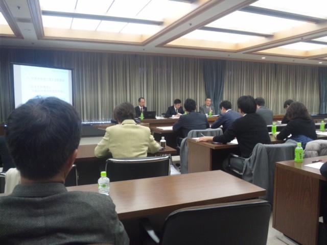 佐々木信夫(<br />  中央大学)<br />  教授大都市制度に関する勉強会
