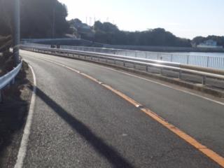 岬町小島へ府県間道路