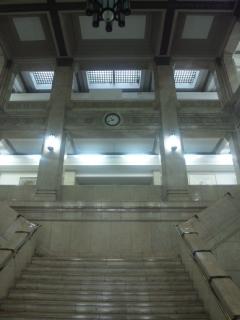 大阪府庁です!