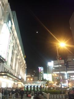 きれいな月夜 「挑戦は終わらない」 by XJAPAN