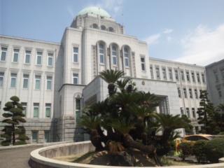 愛媛県庁です!