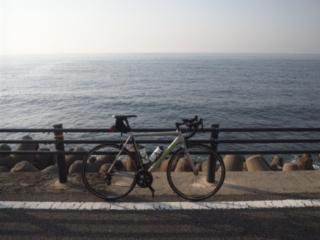 自転車で淡路島を一周することをアワイチという