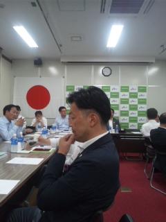 大阪維新の会・大阪府議会議員団の意見交換会