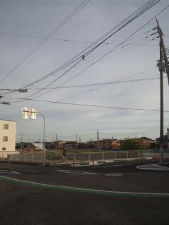 本日の朝立は、泉南の和泉砂川駅です!