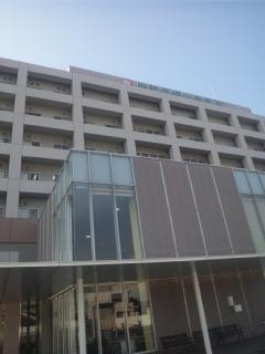 半年ぶりの岸和田徳洲会病院にて定期検診 本日の朝立は休ませて頂きました