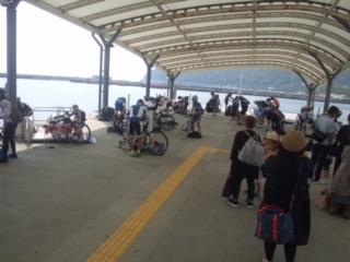 そうだ! あわじ島バーガーを食べに行こう! 淡路島・洲本港に到着!