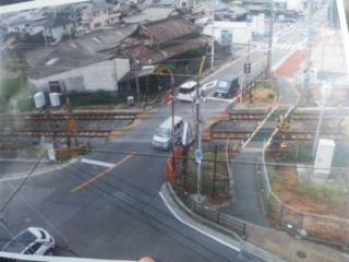 泉南市長とともに、新家駅横の踏切等々、JR<br />  和歌山支社へ要望