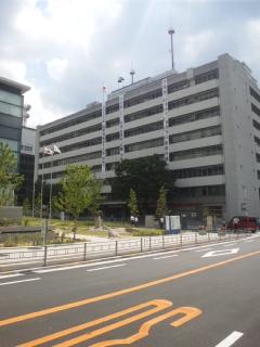 第二阪和国道・大阪御礼