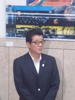 大阪府議会9月定例会は一時休会 明日から衆院選へ!