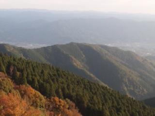 和泉葛城山頂にて やり場のない・・・