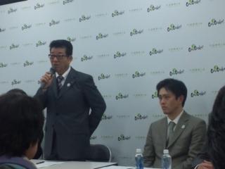 【大阪維新の会・全体会議】「大阪に希望を感じる」と言ってもらえるが、大都市大阪へ、都構想実現へ!