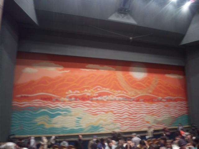 舞台を初めて観たのは、高校生の時、下北沢の劇場でした