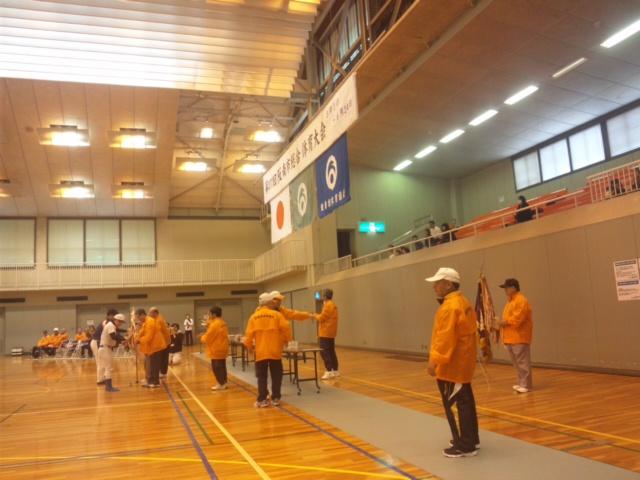 阪南市総合体育大会・開会式