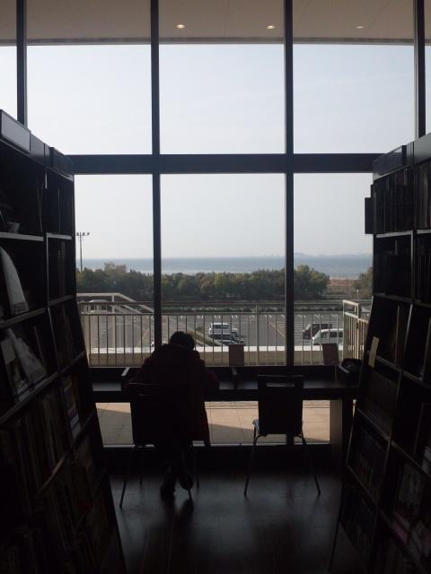 「海の見える」本屋さん