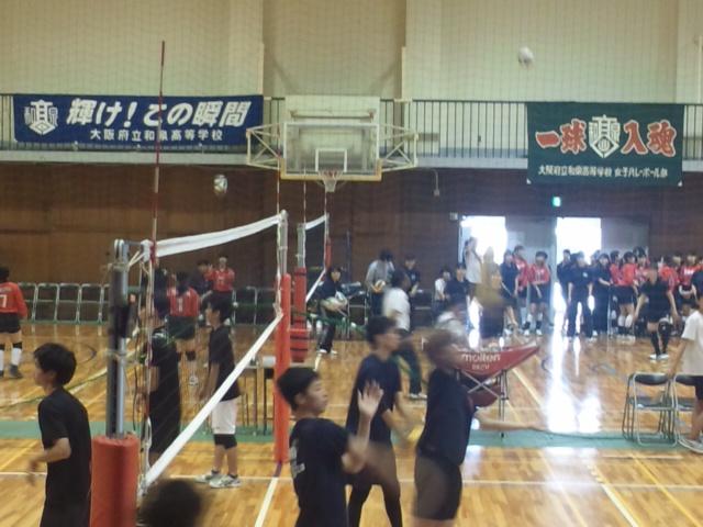 いざ!大阪府立和泉高等学校(<br />  岸和田市)<br />  へ!