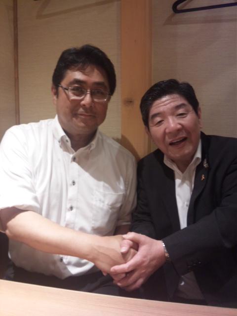 大阪府市長会会長シンロクさん(<br />  阪口伸六・高石市長)<br />  に、伺う!