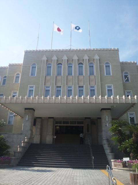 続いて、和歌山県庁へ 山口地区の産廃問題、森林法の許可申請について